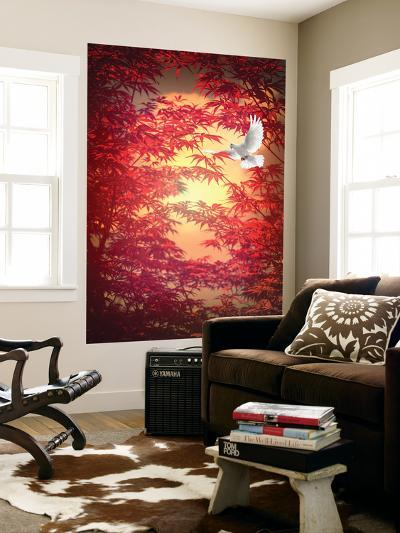Light as a Feather-Philippe Sainte-Laudy-Wall Mural
