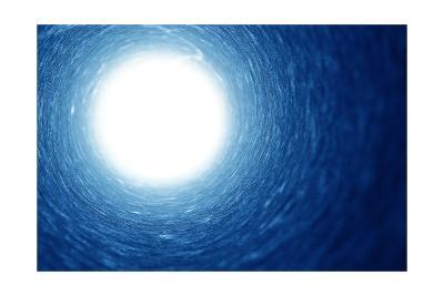 Light At The End Of The Tunnel- Dynamicfoto.-Art Print