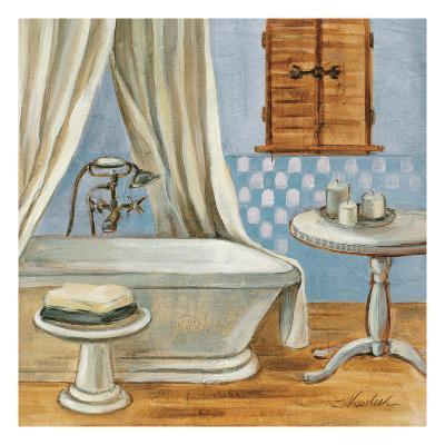 Light Bath I-Silvia Vassileva-Art Print