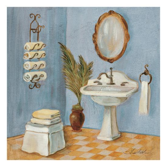 Light Bath II-Silvia Vassileva-Art Print