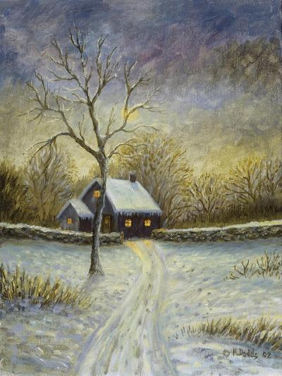 Light from Within-Kevin Dodds-Giclee Print