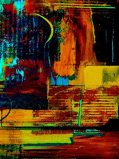 Light in Dark Places-Ruth Palmer-Art Print
