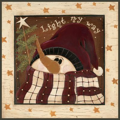 Light My Way-Jo Moulton-Art Print