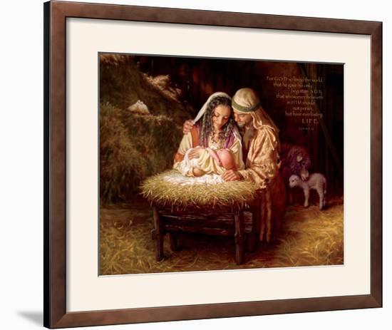 Light of Love-Mark Missman-Framed Photographic Print