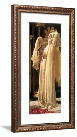 Light of the Harem-Frederick Leighton-Framed Giclee Print