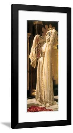 Light of the Harem-Frederick Leighton-Framed Giclee Print