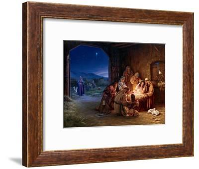 Light of the World-Mark Missman-Framed Art Print