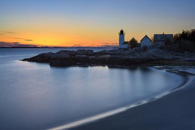 Light On The Point-Michael Blanchette Photography-Photographic Print