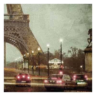 Light Up The Right-Jace Grey-Art Print