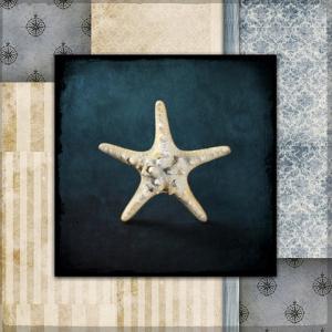 Blue Sea Bumpy Star by LightBoxJournal