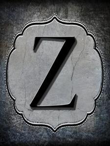 Letter Z by LightBoxJournal