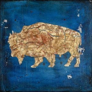 Lodge Pole Pine Bison by LightBoxJournal