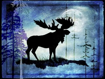 Midnight Moose