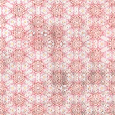 Pinky Blossom Pattern 04 by LightBoxJournal