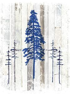 The Blue Moose - Lodge Pole Pine by LightBoxJournal