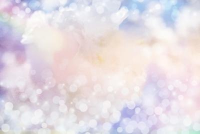 White Spring Blossoms Pattern 02 by LightBoxJournal