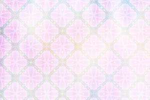 White Spring Blossoms Pattern 04 by LightBoxJournal