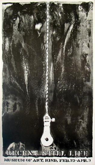 Lightbulb-Jasper Johns-Premium Edition