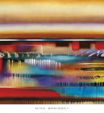 Lightfast II-Mike Springet-Art Print