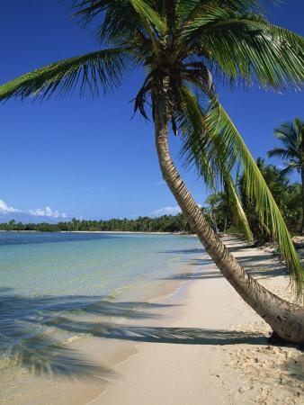 Bavaro Beach, Dominican Republic, West Indies, Caribbean, Central America