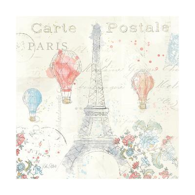Lighthearted in Paris IV-Katie Pertiet-Art Print