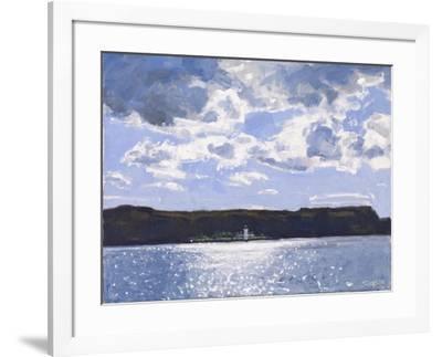 Lighthouse, 2017-Charles Simpson-Framed Giclee Print