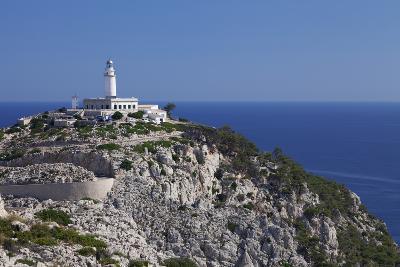Lighthouse at Cap De Formentor, Majorca (Mallorca), Balearic Islands, Spain, Mediterranean, Europe-Markus Lange-Photographic Print