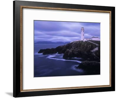 Lighthouse at Fanad Head, Donegal Peninsula, Co. Donegal, Ireland-Doug Pearson-Framed Photographic Print