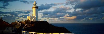Lighthouse at the Coast, Broyn Bay Light House, New South Wales, Australia--Photographic Print