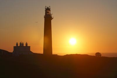 Lighthouse, Butt of Lewis, Lewis, Outer Hebrides, Scotland, 2009-Peter Thompson-Photographic Print