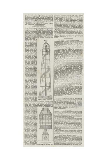 Lighthouse for Russia--Giclee Print