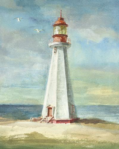 Lighthouse III-Danhui Nai-Art Print