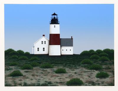 Lighthouse III-Theodore Jeremenko-Limited Edition