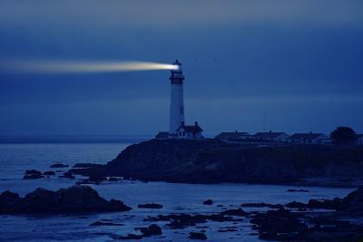 Lighthouse in California-Tomasz Zajda-Photographic Print