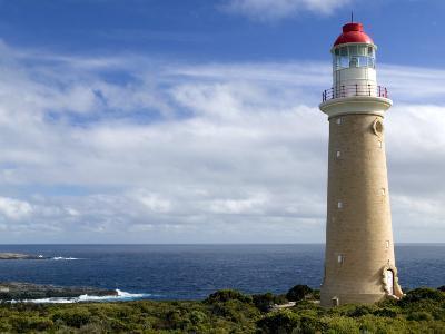 Lighthouse, Kangaroo Island, South Australia, Australia-Thorsten Milse-Photographic Print