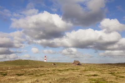 Lighthouse List Ost and Frisian House-Markus Lange-Photographic Print