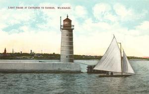Lighthouse, Milwaukee, Wisconsin