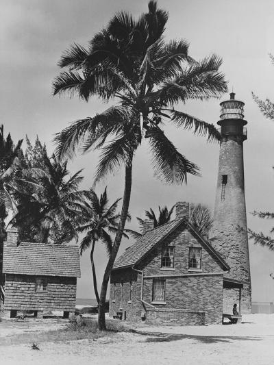 Lighthouse Museum in Key West--Photographic Print