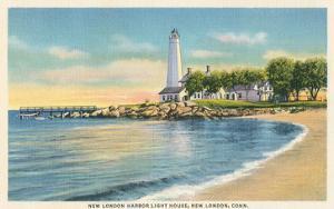 Lighthouse, New London Harbor, Connecticut