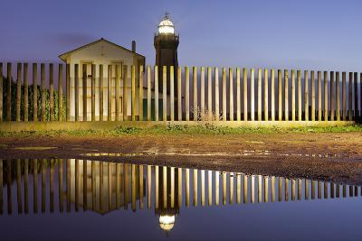 Lighthouse of Avil?s, Bay of Biscay, Asturias, Spain-Rainer Mirau-Photographic Print