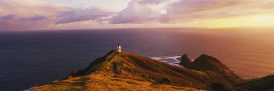 Lighthouse on Cape Reinga, Northland, New Zealand--Photographic Print