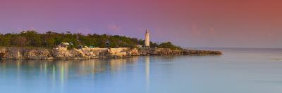 Lighthouse on Negril's Most Western Point, Jamaica-Doug Pearson-Photographic Print