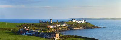 Lighthouse on the Coast, Roche's Point Lighthouse, County Cork, Republic of Ireland--Photographic Print