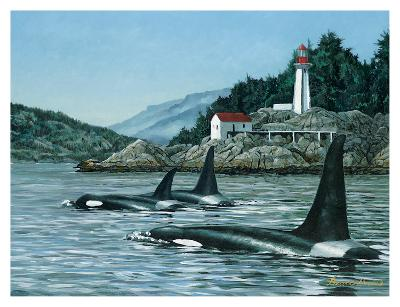Lighthouse Park-Bruce Muir-Art Print