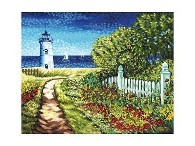 Lighthouse Retreat II-Carolee Vitaletti-Art Print