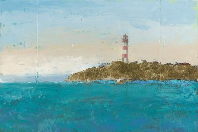 Lighthouse Seascape I-James Wiens-Art Print