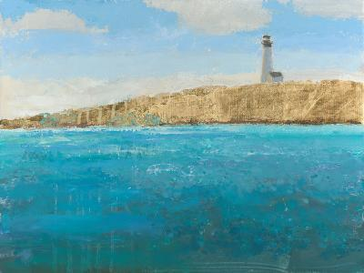 Lighthouse Seascape II-James Wiens-Art Print