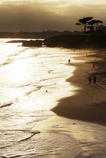 Lighthouse State Beach, Santa Cruz, California, United States of America, North America-Richard Cummins-Photographic Print
