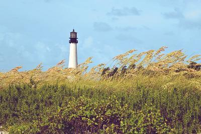 Lighthouse View-Gail Peck-Photographic Print