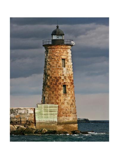 Lighthouse Views V-Rachel Perry-Art Print